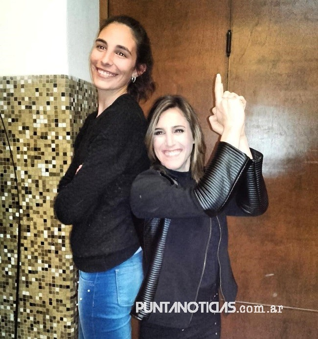 """Silvina Ocampos: """"Me siento feliz de representar a Punta Alta, muy agradecida y con mucho orgullo"""""""