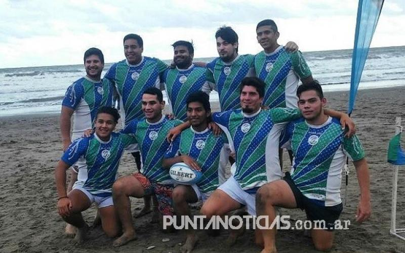 Punta Alta RC se adjudicó el seven playero de Pehuen Co