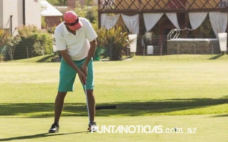 Disputaron certamen de Golf en Pago Chico