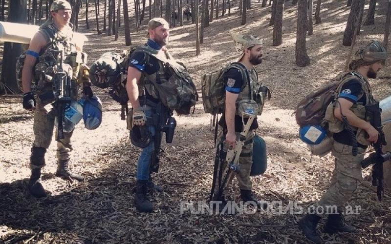 Pehuen Co: disputa de un torneo de paintball en Bosque Encantado generó polémica